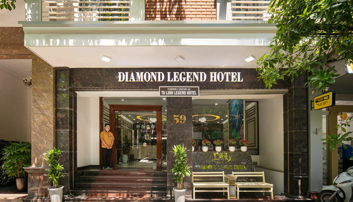 WELCOME TO DIAMOND LEGEND HOTEL!